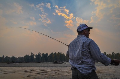 Fly Fishing Montana in Summer