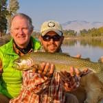 Missoula Montana Guided Fly Fishing Trip