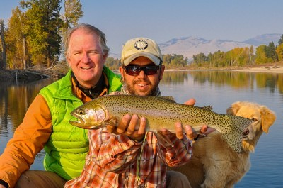 Missoula Montana Guided Fly Fishing Trip