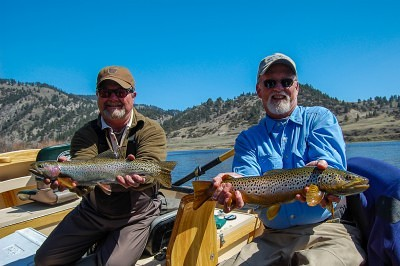 Missouri River Guided Fly Fishing Trip