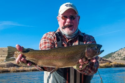 Missoula Montana Fishing Guides - Missouri River