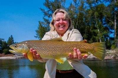 Montana Fly Fishing Trips - Montana Trout Outfitters