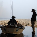 Trout Fishing - Boating versus Wading