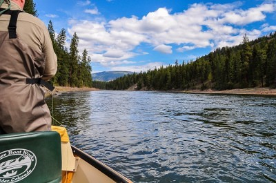 Montana Flyfishing Guides -The Clark Fork