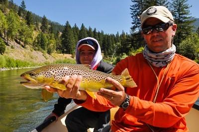 Tony Reinhart - Fly Fishing Guide