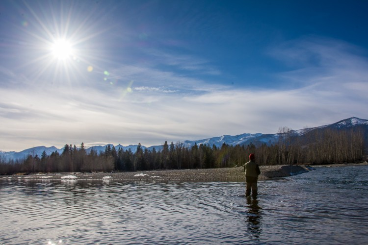 Missoula fly fishing report montana trout outfitters for Missoula montana fly fishing