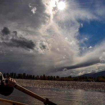 image of spring fishing season