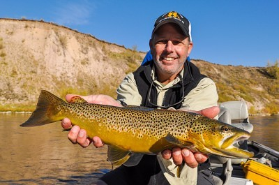 Missoula Montana Guided Fly Fishing Float