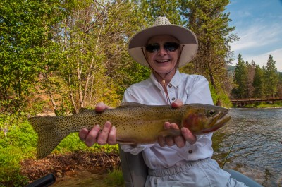 Montana fly fishing guides - Clark Fork River