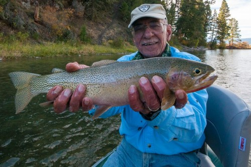 Fly Fishing Outfitters - Montana