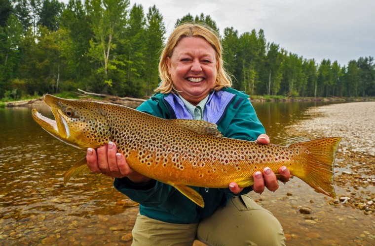 Bitterroot River Guides and Outfitters
