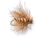 Dry Fly Caddis Trout Fly
