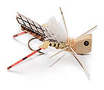 Dry Fly Hopper - Trout Like