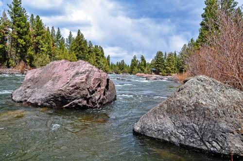 Montana Fly Fishing Lodges - Missoula