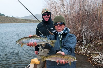 Montana Fly Fishing - Montana Trout Outfitters