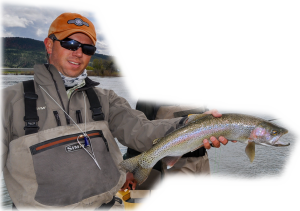 Tony Reinhart - Montana Trout Outfitters