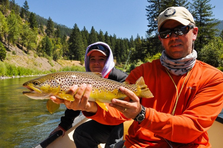 Tony Reinhardt - Fly Fishing Guide