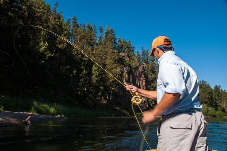 Missoula fishing forecast
