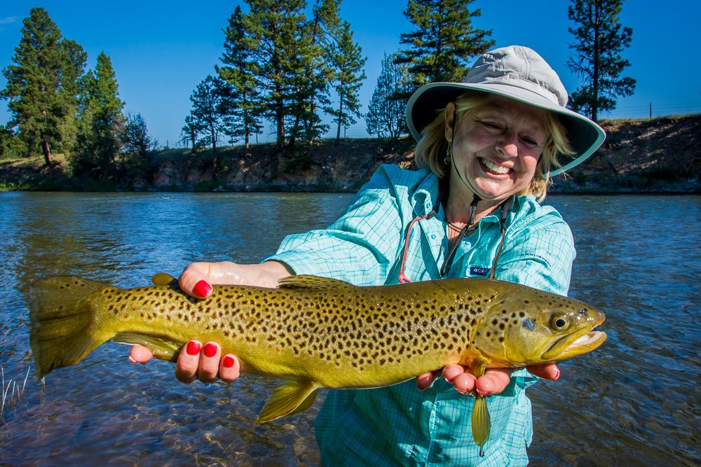 Fly Fishing Guide - Bitterroot River Fishing Reports