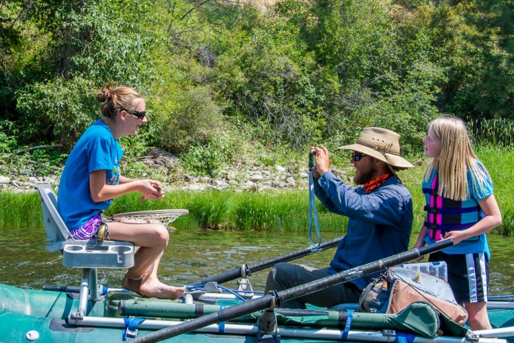 Kids Fly Fishing Trips
