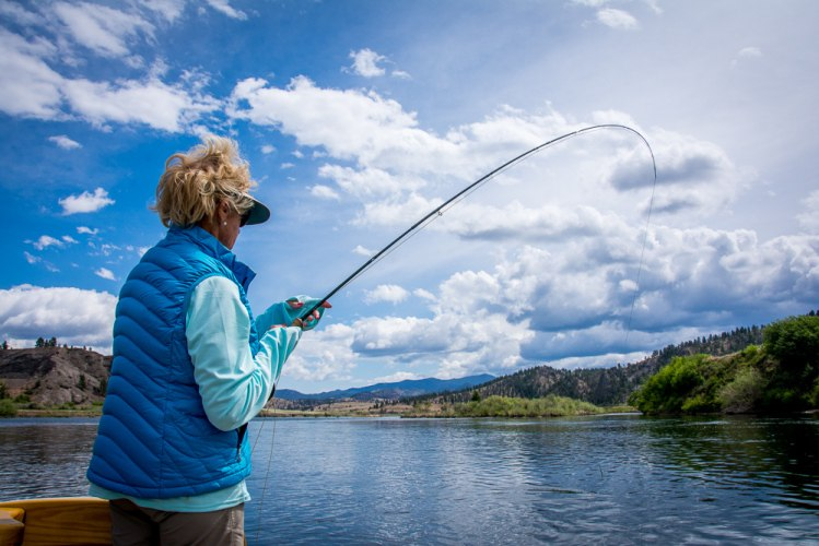 Women in Fly Fishing