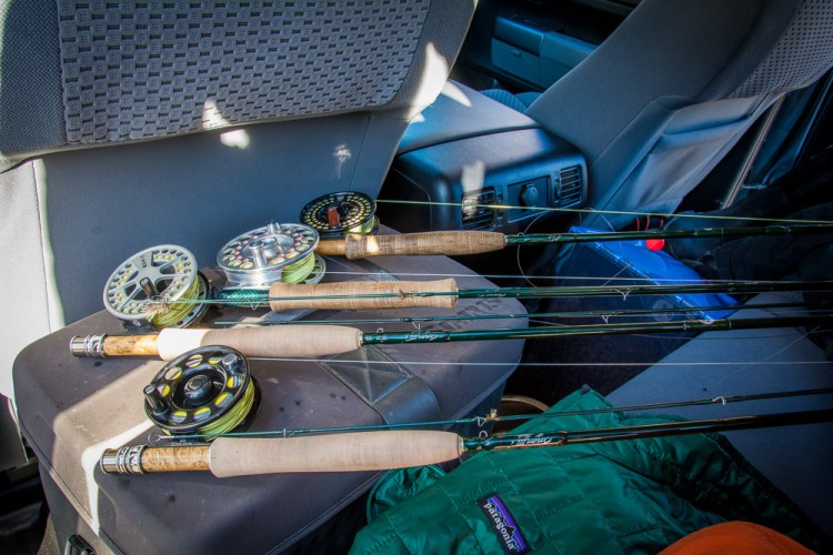 Fly Fishing Road Trips