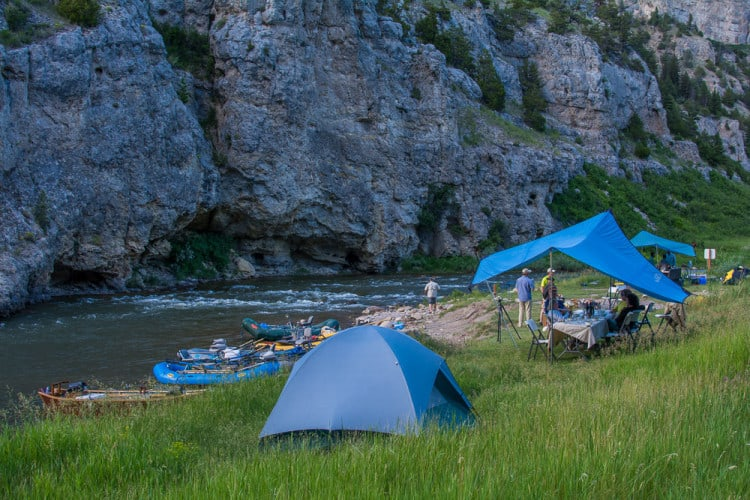 image of Smith River Camp