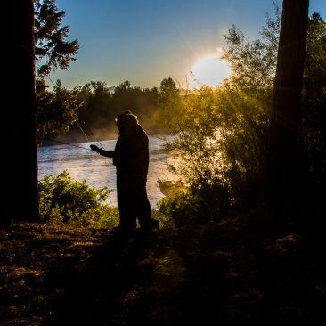 image of Missoula's Fall Fishing Season
