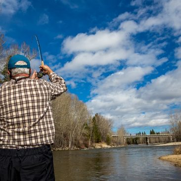 image of Missoula fishing report