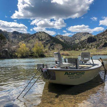 image of montana fly fishing