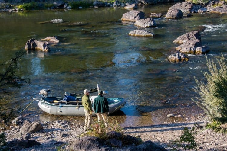 Blackfoot River Fly Fishing Outfitters