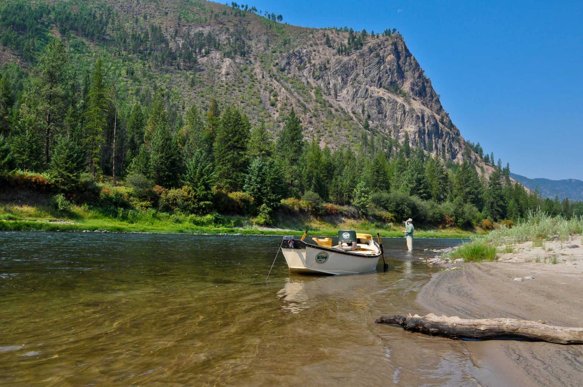 Clark Fork River Fly Fishing Outfitters