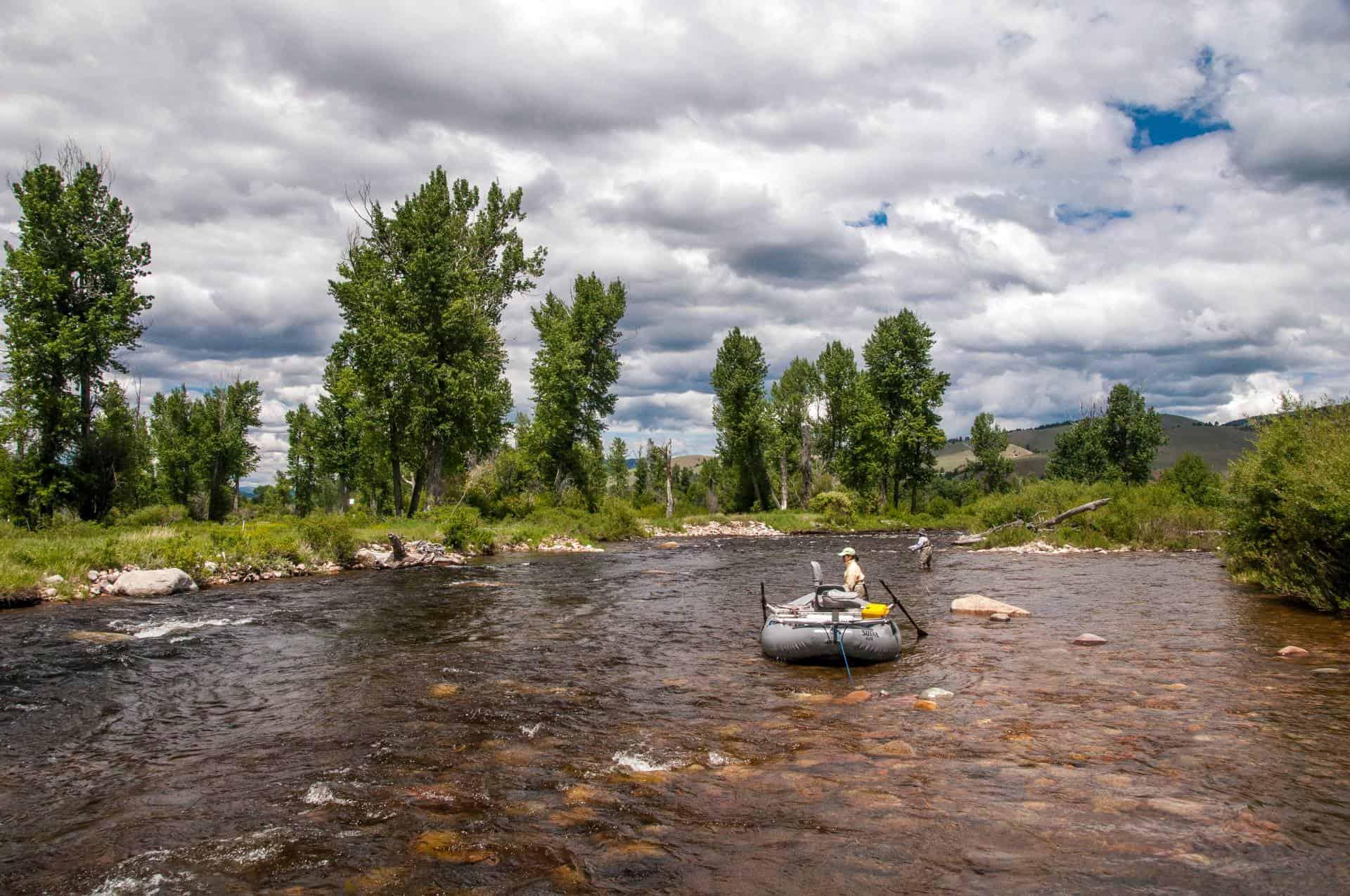 Montana fishing vacations