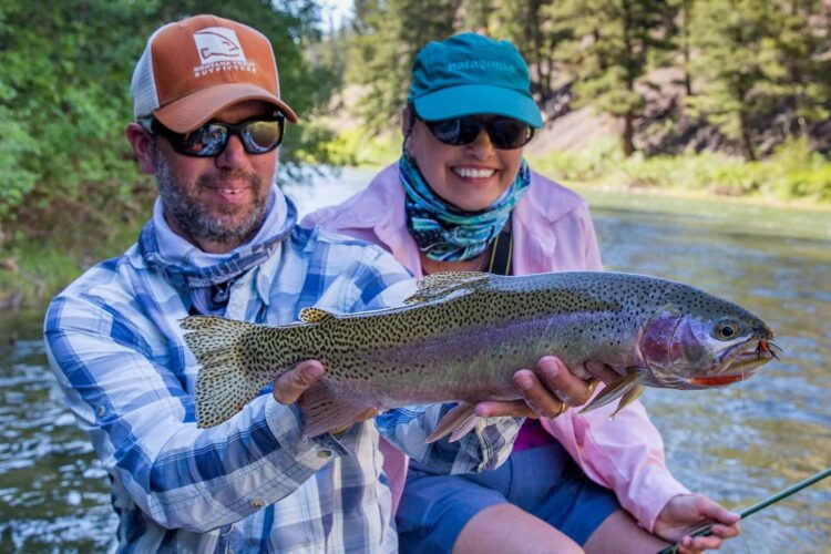 Fly Fishing Vacation Packages - Montana Trout Outfitters