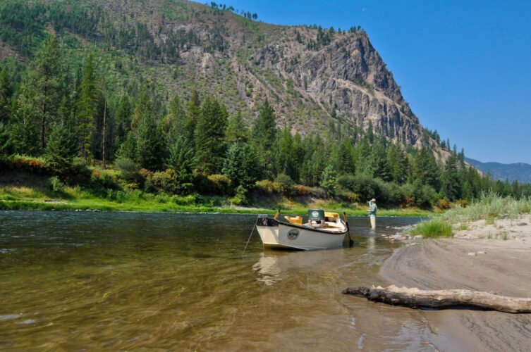 Clark Fork Fly Fishing - Montana Trout Outfitters