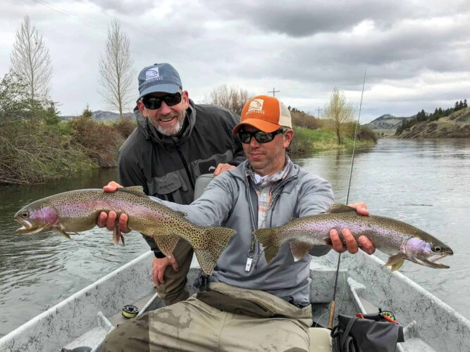 Missouri River Trout Fishing Montana Trout Outfitters