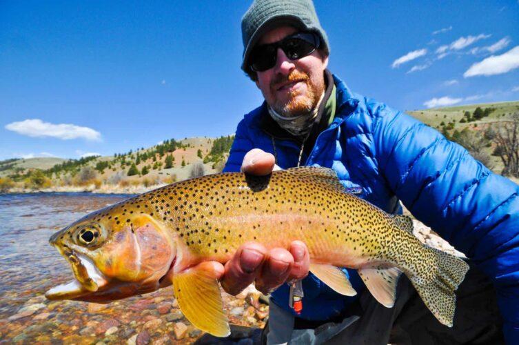 Rock Creek Fly Fishing
