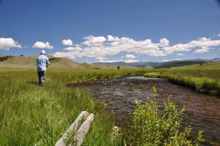 Secret Montana Trout Fishing Spots - Montana Trout Outfitters