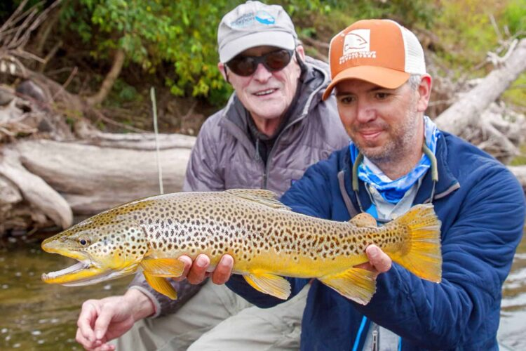 Tony Reinhardt of Montana Trout Outfitters