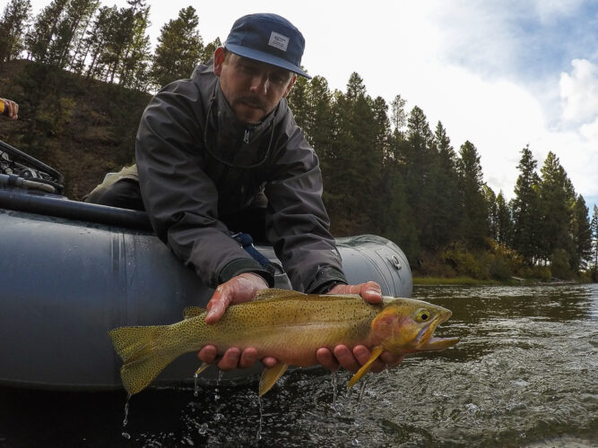 Montana Fly Fishing Adventure